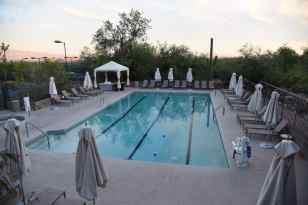lap pool at Loews Ventana Canyon Resort