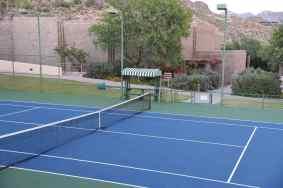 tennis at Loews Ventana Canyon Resort