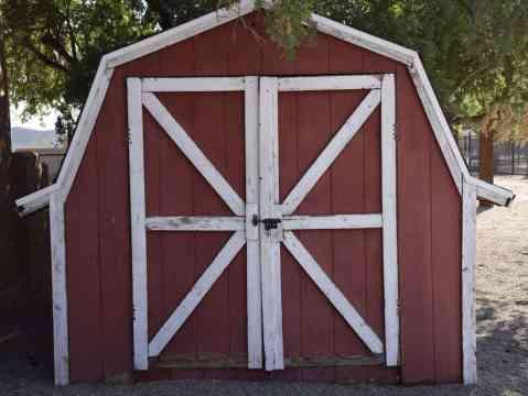 Red Barn at White Stallion Ranch Tucson