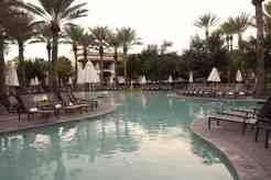 heated pool Fairmont Scottsdale Princess