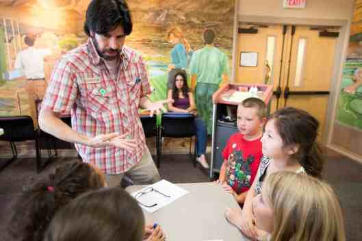 children's program John Munoz Oro Valley Public Library