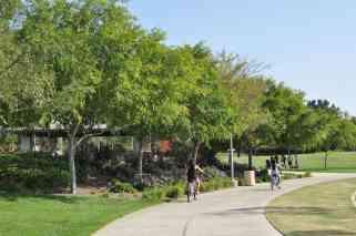 bike-riding-Bill-Barber-Memorial-Park