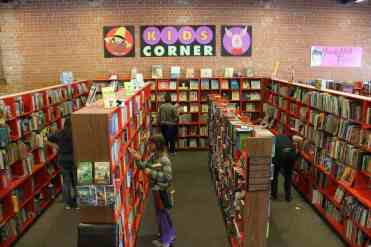 kids corner bookmans midtown