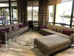 lobby Embassy Suites Irvine