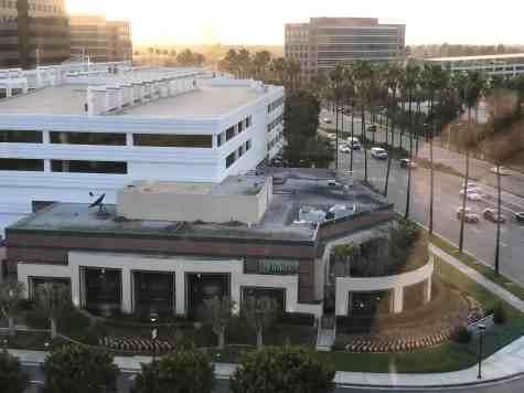 mccormick schmicks across street Embassy Suites Irvine
