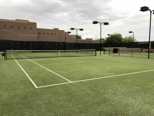 tennis four seasons scottsdale