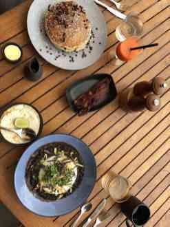 breakfast outdoor dining Mowry Cotton Phoenician Scottsdale