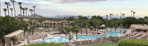 swimming pools Phoenician Resort
