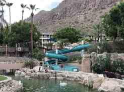 waterslide Phoenician Scottsdale Resort