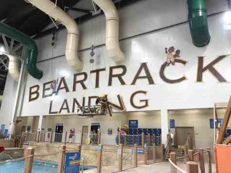 Beartrack Landing Great Wolf Lodge Garden Grove