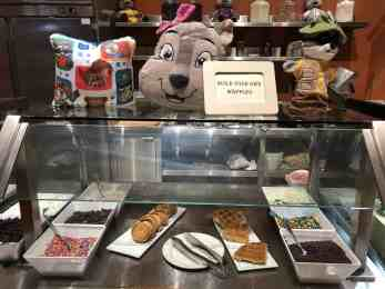 Build Your Own Waffles Loose Moose Kitchen Great Wolf Lodge
