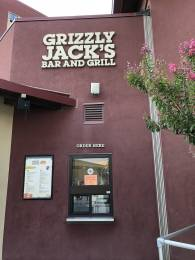 Grizzly Jacks Bar Grill Great Wolf Lodge