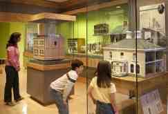 History Gallery Mini Time Machine Museum