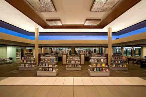 Murphy Wilmot Library Interior James L Christy 2011