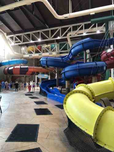 Water Thrill Rides Great Wolf Lodge