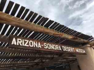 arizona sonora desert museum tucson
