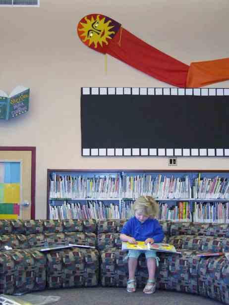 toddler preschooler woods memorial library