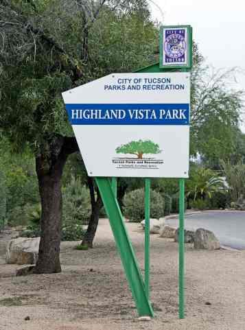 Highland Vista Park Tucson