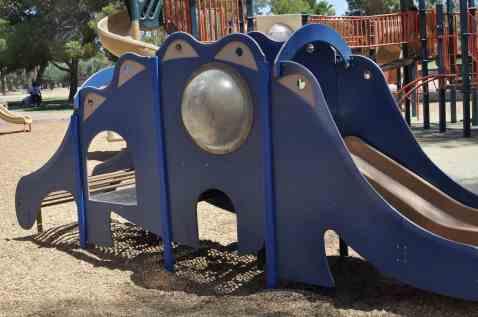 dinosaur-slide-Reid-Park