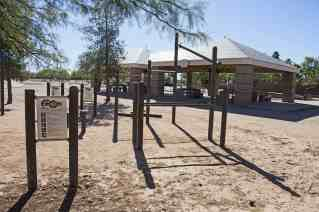 exercise equipment Udall Park