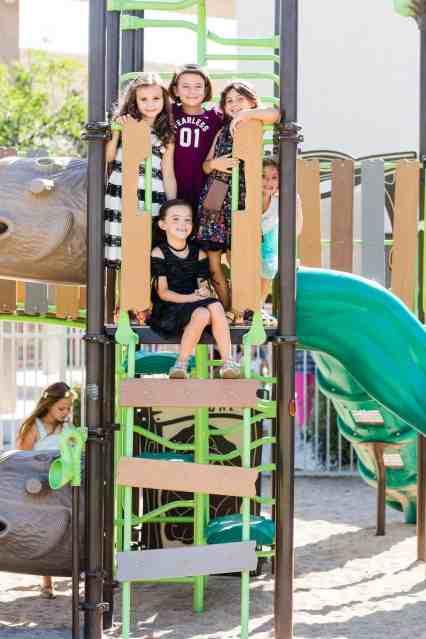 playground kids Casas Christian School