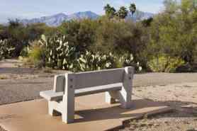 bench Case Natural Resource Park