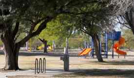 playground Purple Heart Park