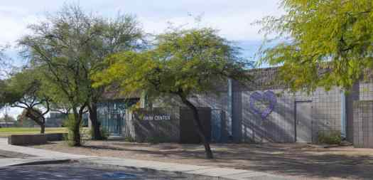swim center Purple Heart Park