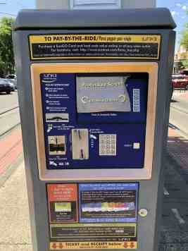 SunLink SunGo Tickets Streetcar One Day Tickets