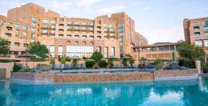 swimming JW Marriott Tucson Starr Pass Resort