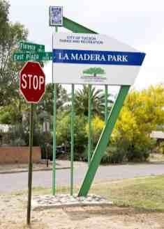 La Madera Park City of Tucson