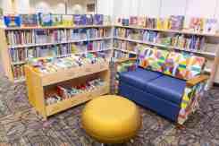 toddler picture books Children's Room Joel D Valdez Main Library Tucson