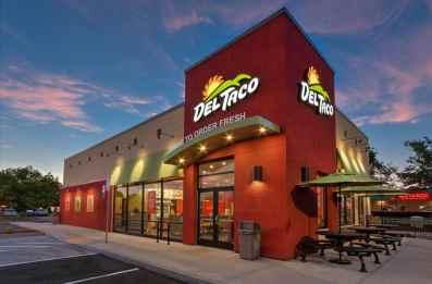 Del Taco fast food