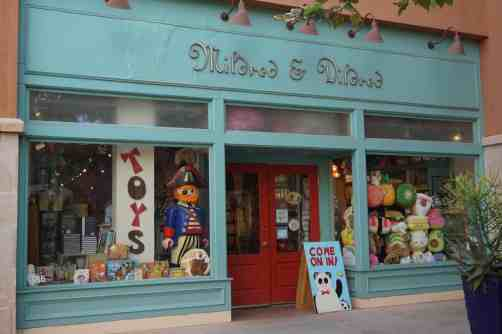 Mildred Dildred toy store La Encantada Tucson