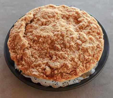 apple crumb pie Apple Annie's