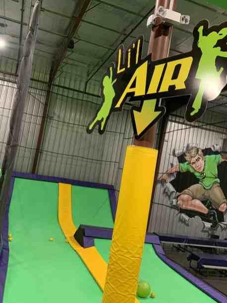 lil air Get Air Tucson