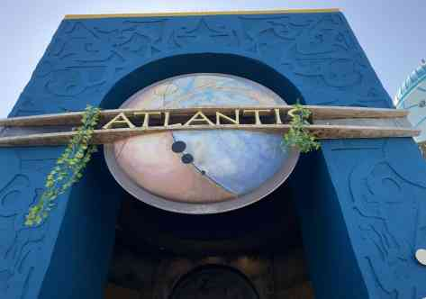 Atlantis ride Seaworld San Diego 1