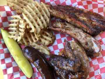 Calypso Bay Smokehouse Rib Sampler All Day Dining Deal