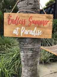 Endless Summer Paradise Point Resort Spa