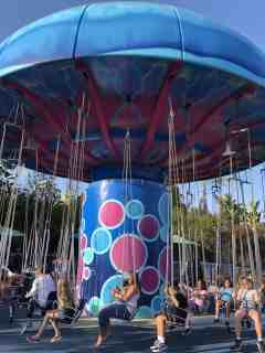 SeaWorld San Diego Tentacle Twirl