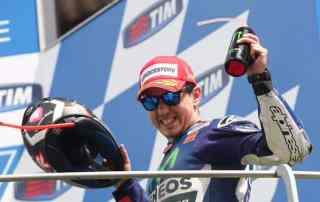 Moto GP: No Grande Prêmio de Itália, Lorenzo vence a terceira seguida!