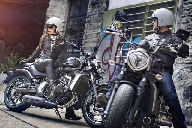 Kawasaki define os preços das novidades Z300 e Vulcan S
