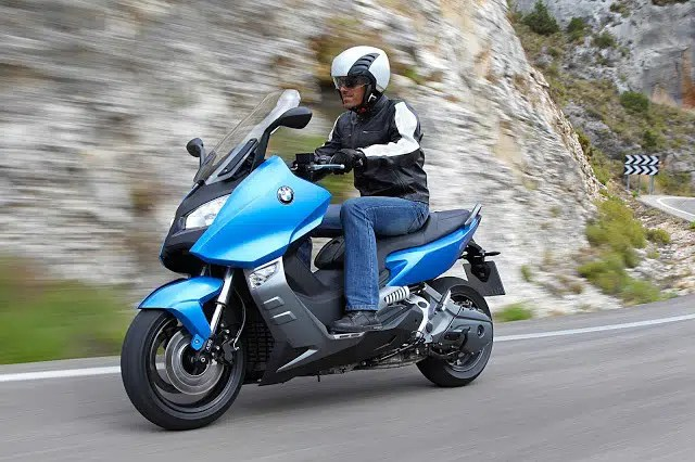 "BMW convoca para recall as ""Big Scooters"" C 600 Sport e C 650 GT"