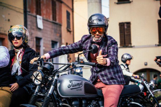 Triumph - Distinguished Gentleman's Ride