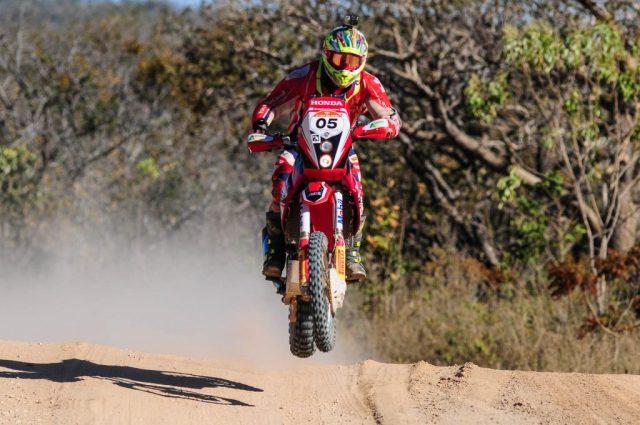 Gregorio Caselani - Vencedor do Rally dos Sertões