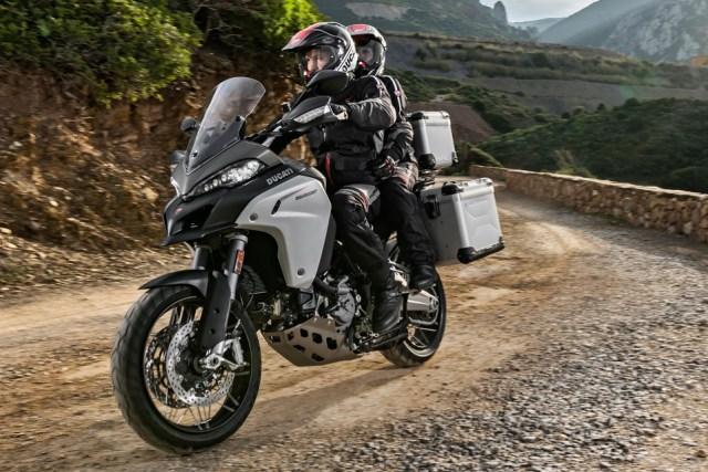 Ducati Multistrada 1200 - Foto Divulgação