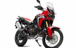 Honda apresenta ao público o modelo CRF 1000L Africa Twin