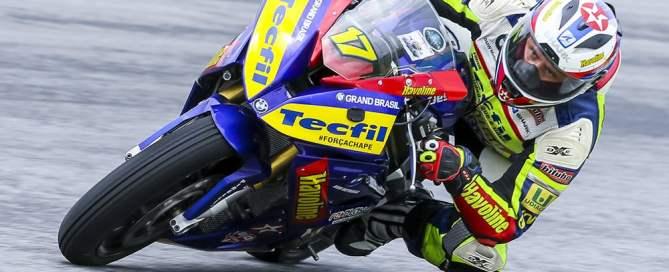 Para Danilo Lewis bastou um terceiro lugar para conquistar a Copa Pirelli