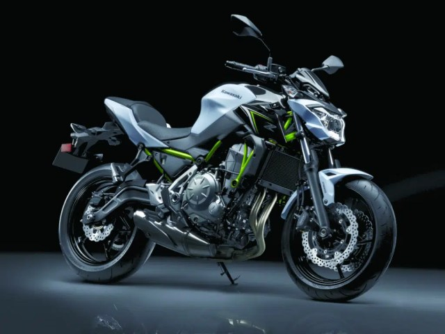 Kawasaki Z650 ABS