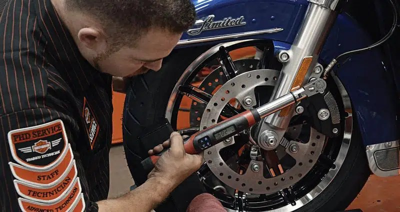 Harley-Routine Maintenance